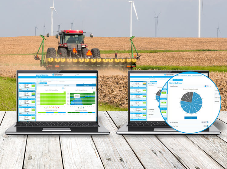 Field Insights Planting Assistance